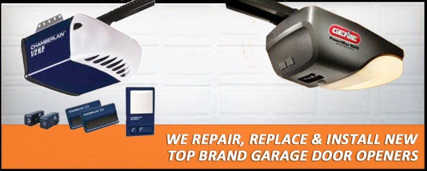 garage door opener repair castle pines