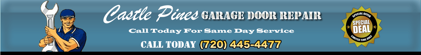 garage door repair castle pines co